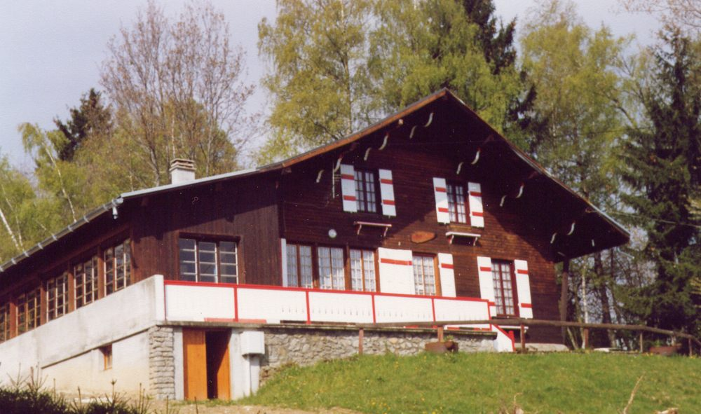 Chalet Noces d'Or